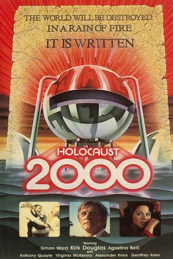 Holocaust 2000 Poster