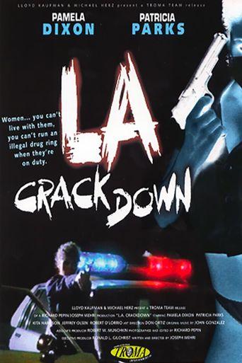L.A. Crackdown Poster