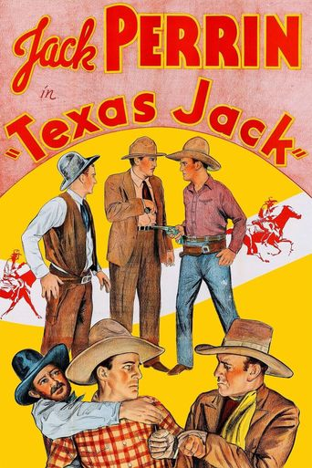 Texas Jack Poster