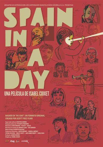 Spain in a Day Poster