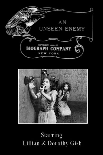 An Unseen Enemy Poster