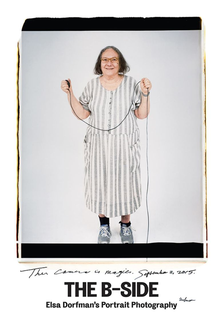 Watch The B-Side: Elsa Dorfman's Portrait Photography