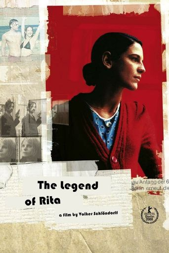 The Legend of Rita Poster