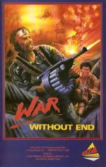 War Without End Poster
