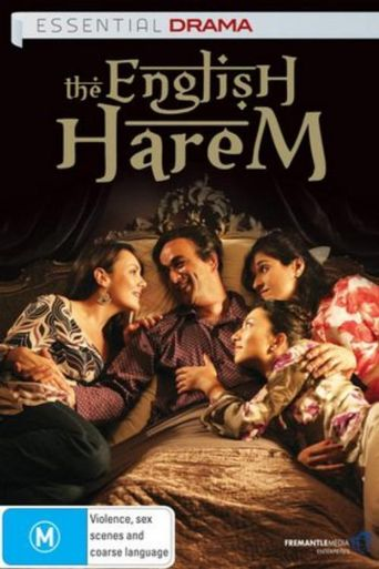 The English Harem Poster