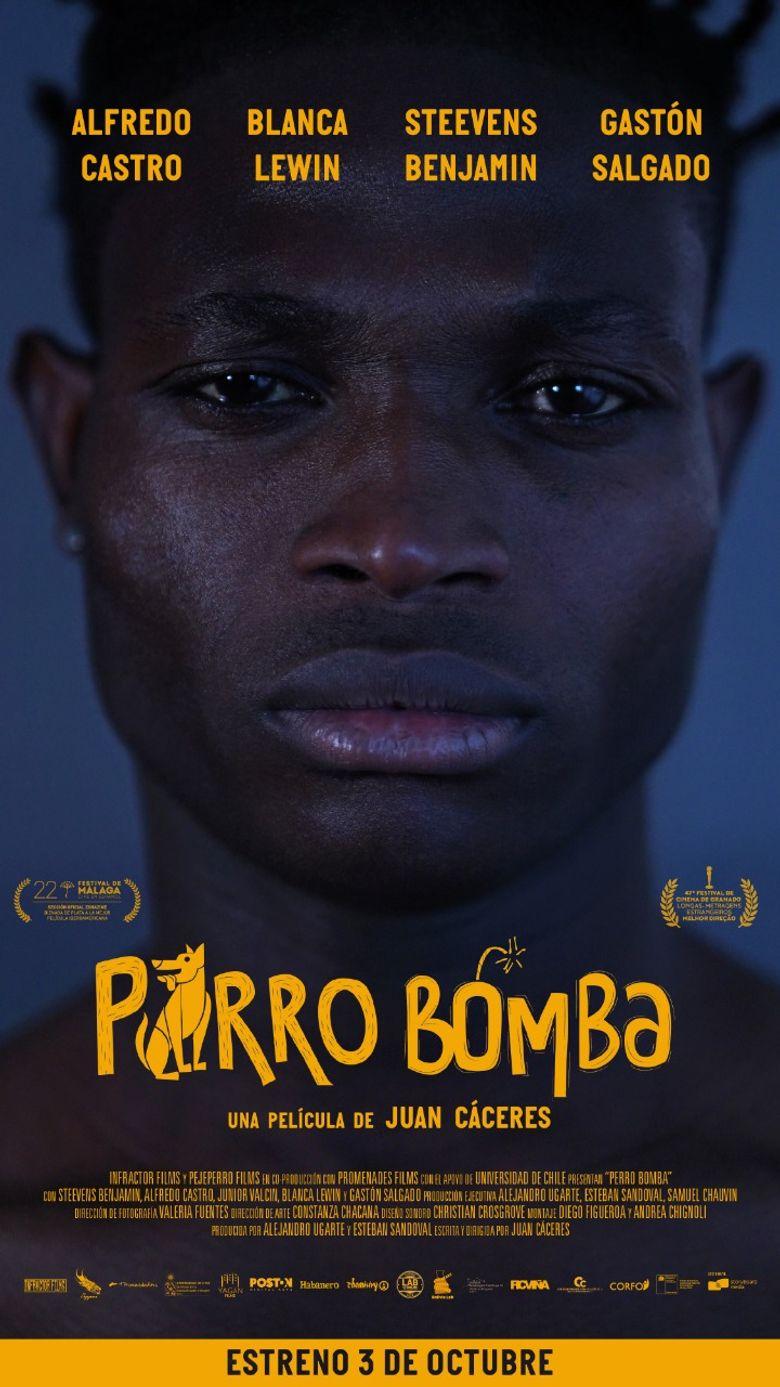 Perro bomba Poster