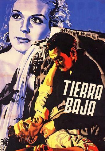 Tierra baja Poster