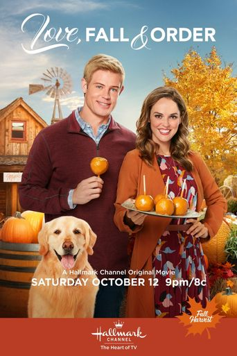Love, Fall & Order Poster