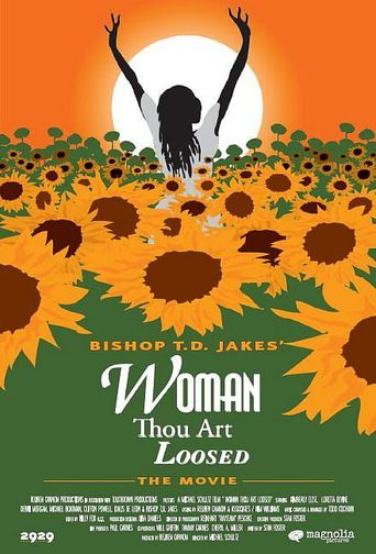 Woman Thou Art Loosed Poster