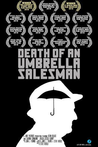 Death of an Umbrella Salesman Poster