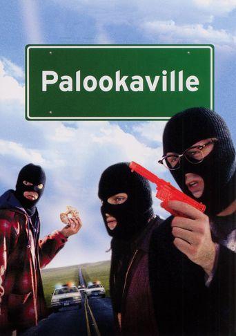 Palookaville Poster