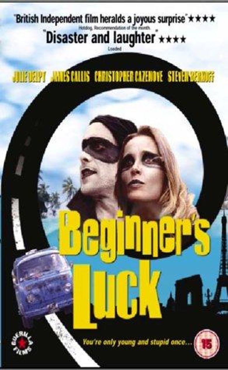 Beginner's Luck Poster