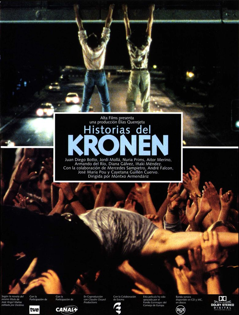 Stories from the Kronen Poster