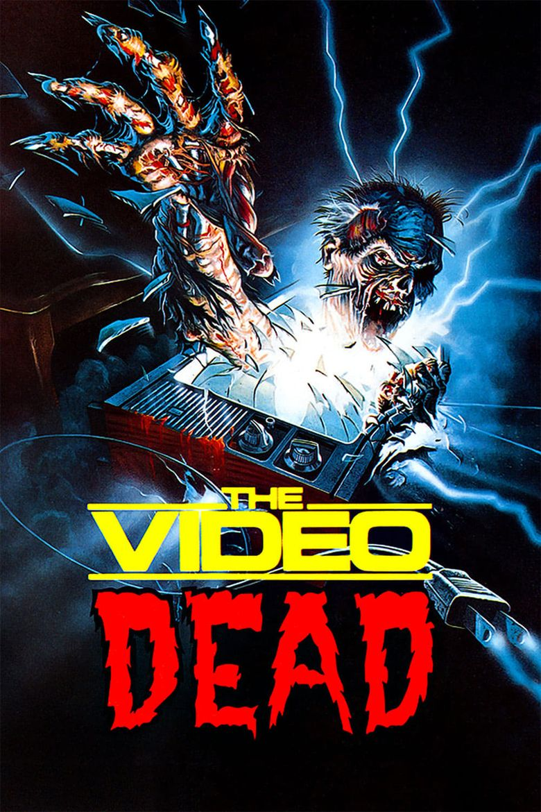 The Video Dead Poster