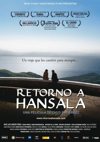 Return to Hansala Poster