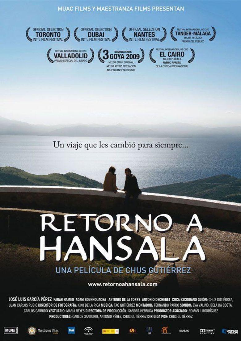 Return to Hansala Poster