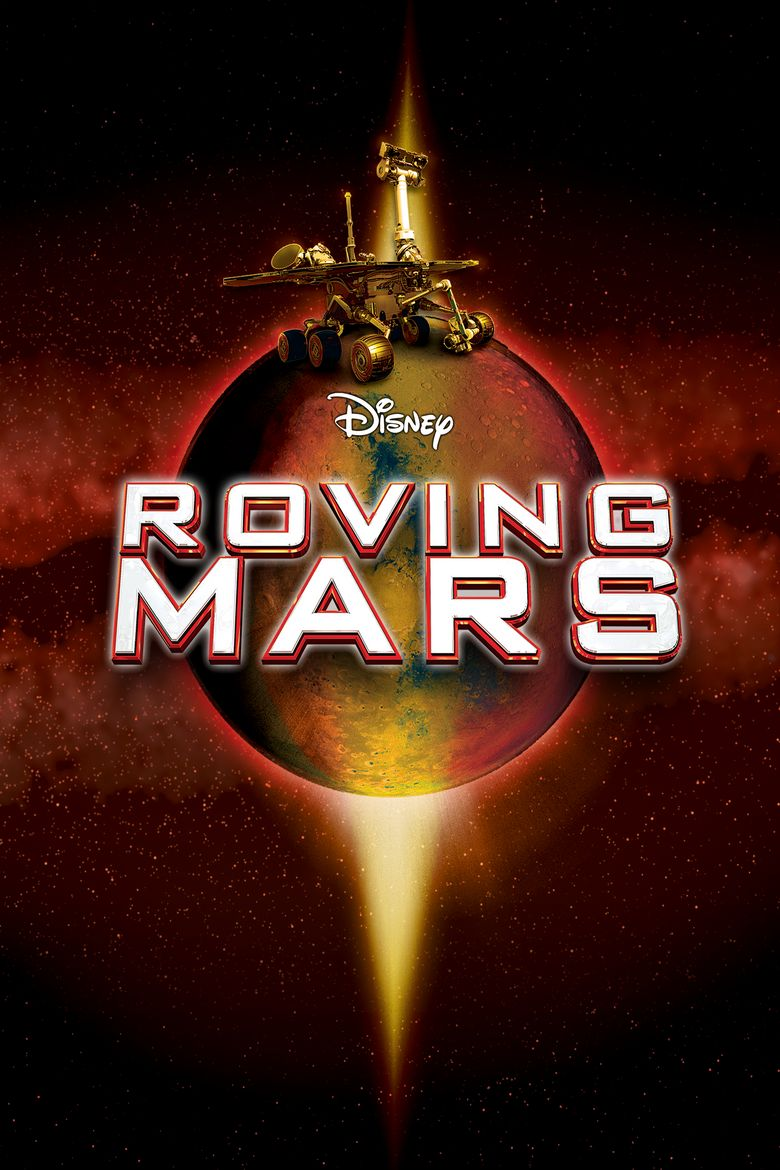 Roving Mars Poster