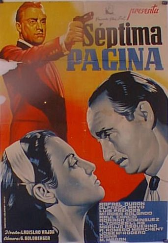 The Seventh Page Poster