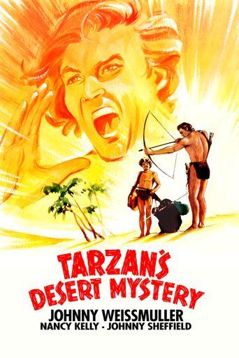 Tarzan's Desert Mystery Poster