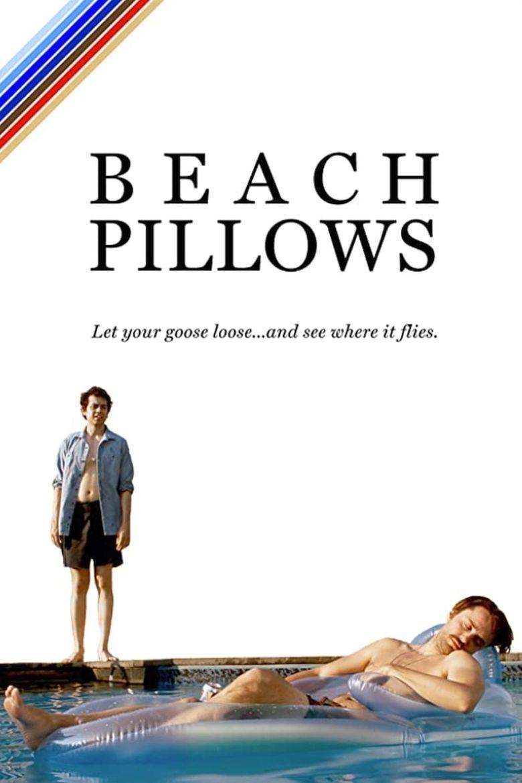 Beach Pillows Poster