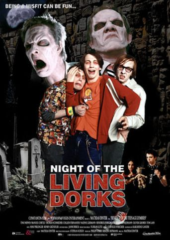 Night of the Living Dorks Poster