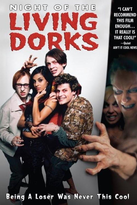 Night of the Living Dorks Poster