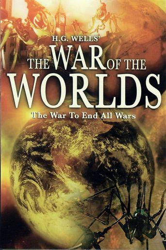 H.G. Wells' The War of the Worlds Poster