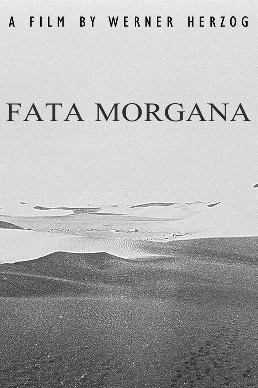 Fata Morgana Poster