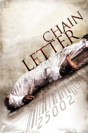 Chain Letter Poster