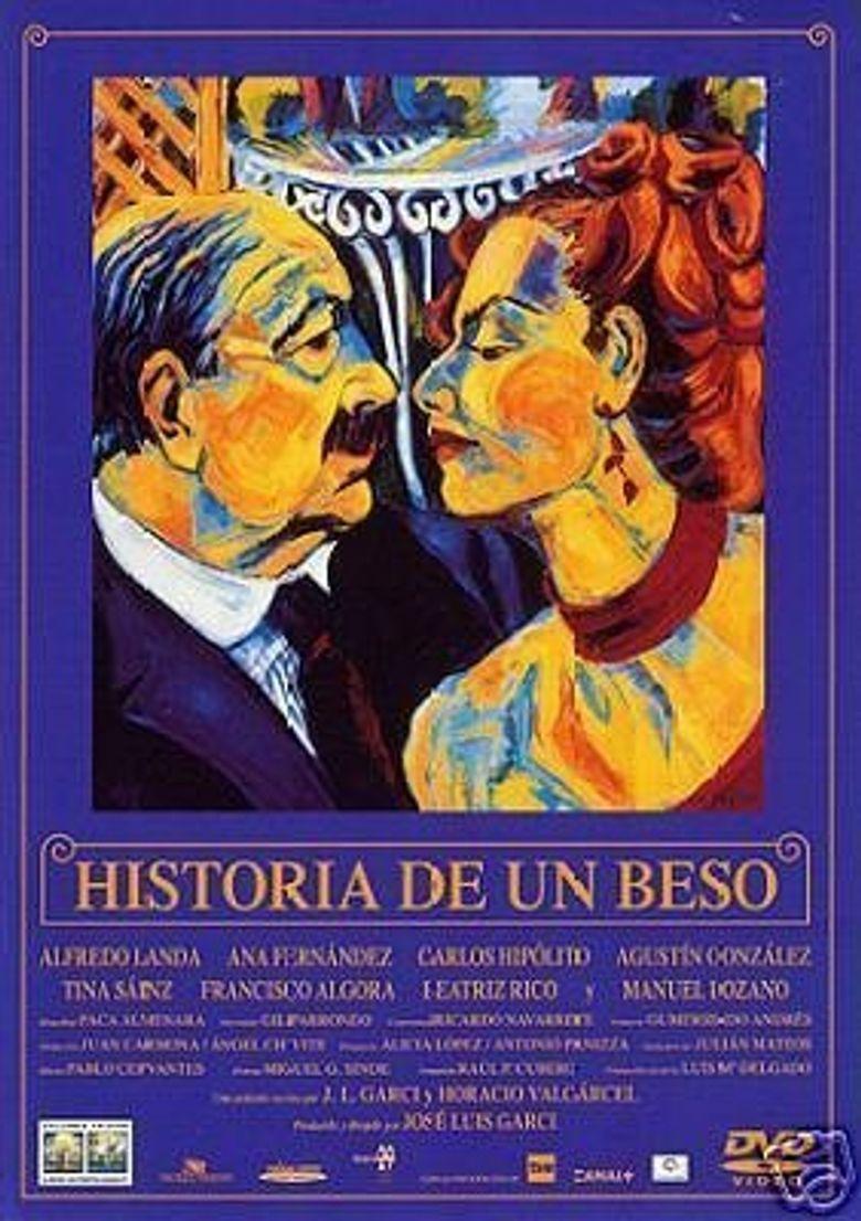 Historia de un Beso Poster