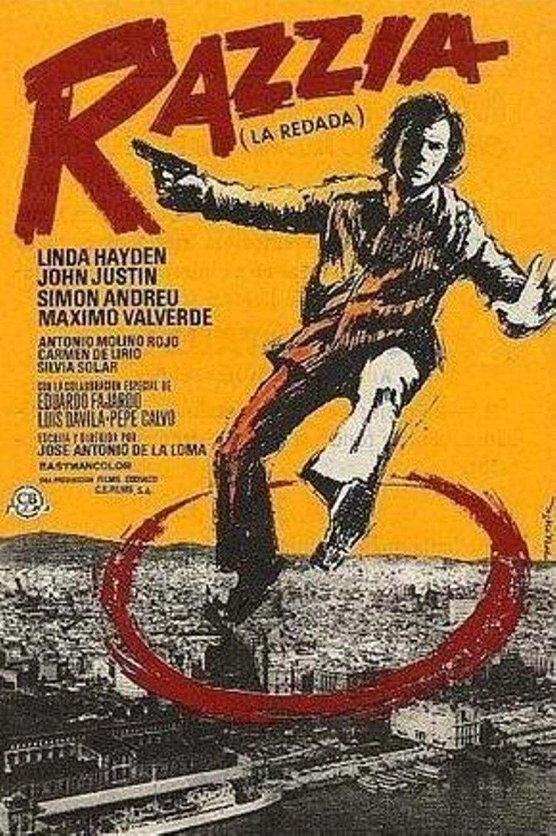 Barcelona Kill Poster