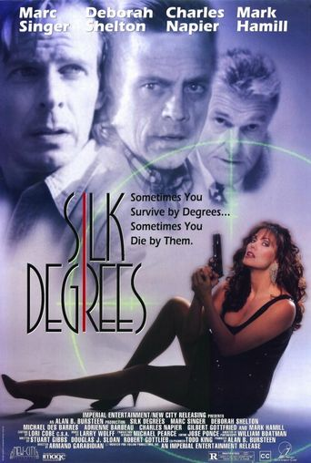 Silk Degrees Poster