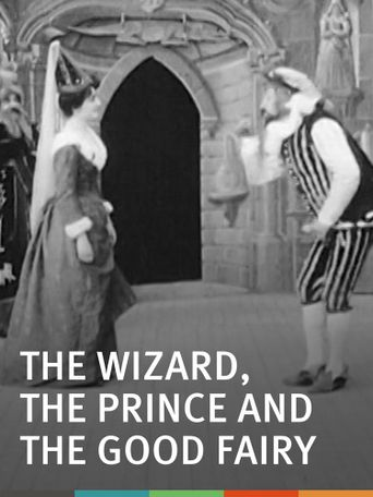 The Wizard, the Prince and the Good Fairy Poster