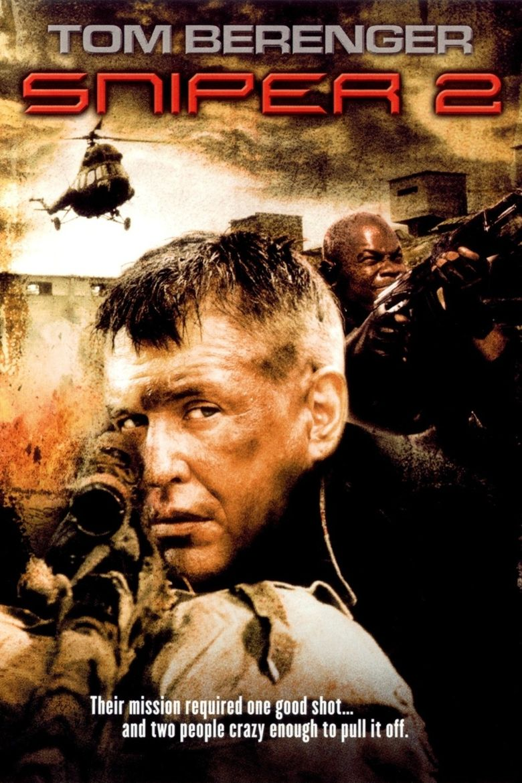 Sniper 2 Poster