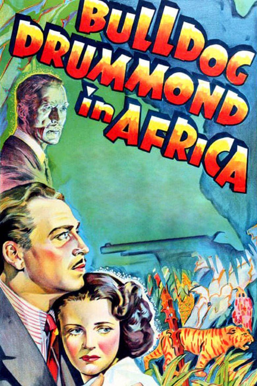 Bulldog Drummond in Africa Poster