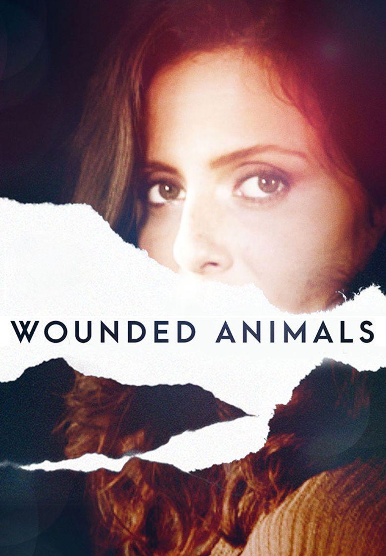 Animales Heridos Poster