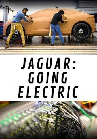 Jaguar: Going Electric Poster