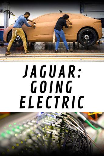 Jaguar: Going Electric Poster