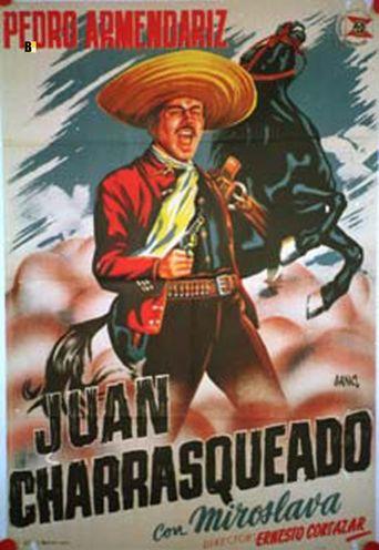 Juan Charrasqueado Poster