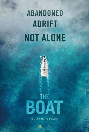 The Boat Poster