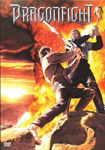 Dragonfight Poster
