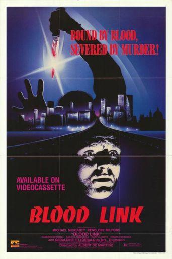 Blood Link Poster