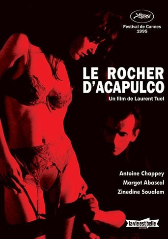 Le rocher d'Acapulco Poster