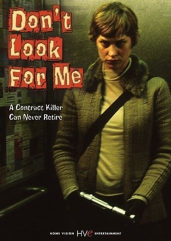 Don't Look for Me Poster