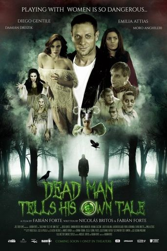 Dead Man Tells His Own Tale Poster