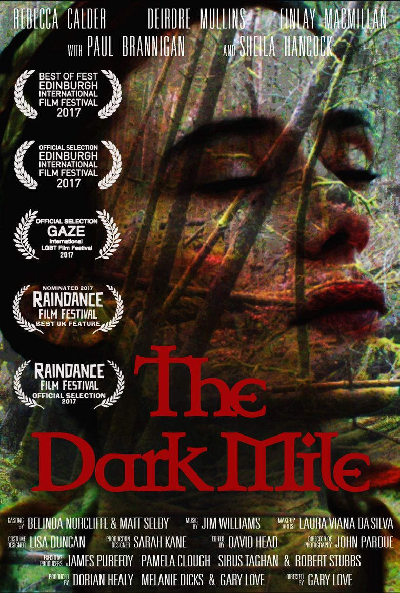 The Dark Mile Poster