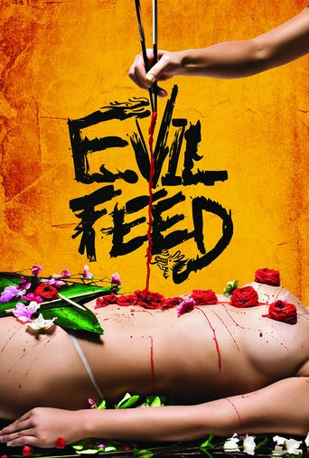 Evil Feed Poster