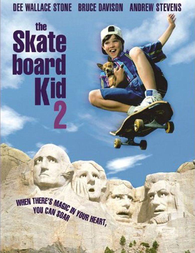 The Skateboard Kid II Poster