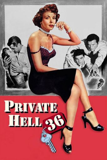 Private Hell 36 Poster
