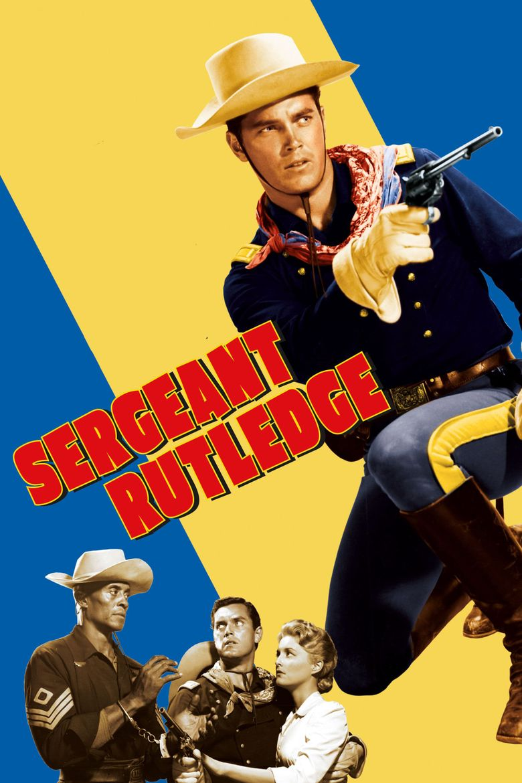 Sergeant Rutledge Poster